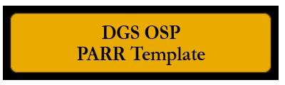 DGS OSP PARR Template