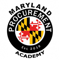Maryland Procurement Academy Logo