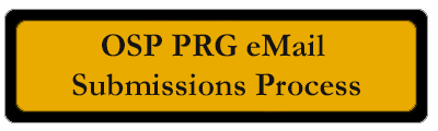 OSP PRG eMail Submissions Process