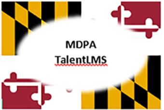 MDPA TalentLMS Logo
