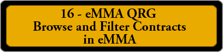 16 – eMMA QRG - Public Search for Vendors